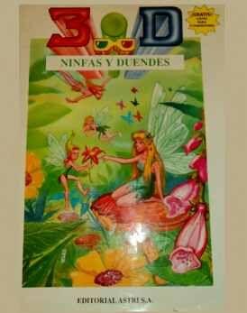NINFAS Y DUENDES    (CUADERNOS 3D)