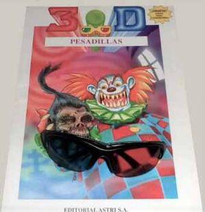 PESADILLAS       (CUADERNOS 3D)