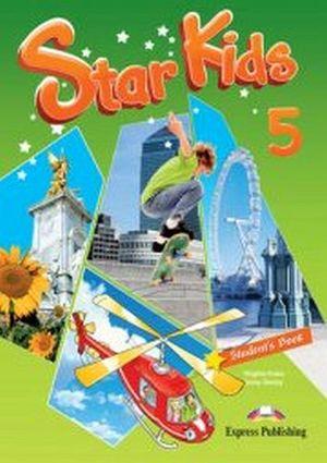 STAR KIDS 5 PUPIL'S BOOK PACK + MULTIROM/EBOOK (LATIN AMERICA)