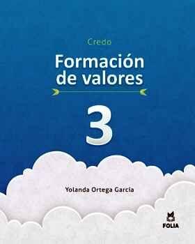 FORMACIÓN DE VALORES 3 CREDO