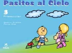 PASITOS AL CIELO 3RO. PREESCOLAR