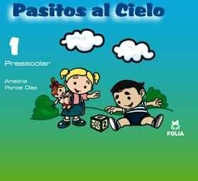 PASITOS AL CIELO 1RO. PREESCOLAR