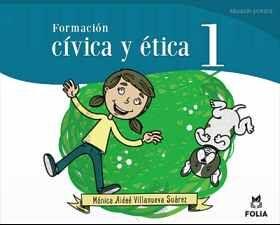 FORMACION CIVICA Y ETICA 1RO. PRIMARIA