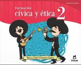 FORMACION CIVICA Y ETICA 2DO. PRIMARIA