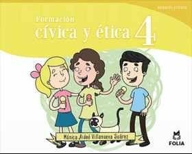 FORMACION CIVICA Y ETICA 4TO. PRIMARIA