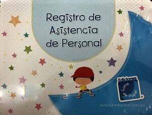 REGISTRO DE ASISTENCIA DE PERSONAL