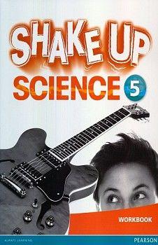 SHAKE UP SCIENCE 5 WORKBOOK