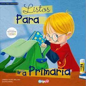 LISTOS PARA IR A PRIMARIA                 (COL.LISTOS PARA)
