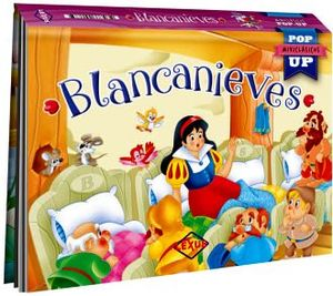 BLANCANIEVES                         (COL. POP-UP MINICLASICOS)