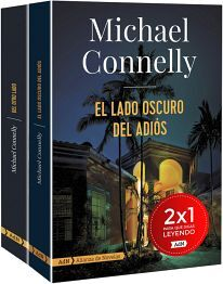 PAQUETE CONNELLY 1 (C/2 LIBROS) -EL LADO OSCURO/DEL OTRO LADO-