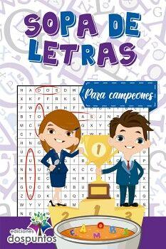 SOPA DE LETRAS -PARA CAMPEONES-