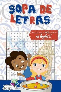 SOPA DE LETRAS -EN INGLES-