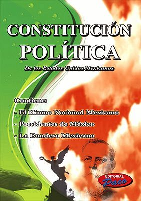 CONSTITUCION POLITICA DE LOS E.U.M. 2018