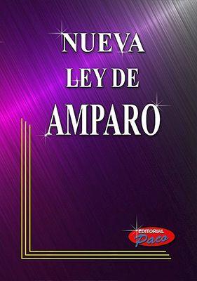 NUEVA LEY DE AMPARO 2018