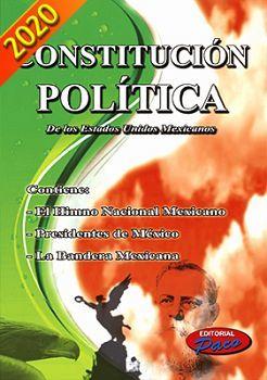 CONSTITUCION POLITICA DE LOS E.U.M. 2020