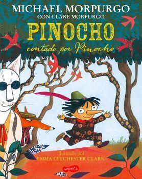 PINOCHO -CONTADO POR PINOCHO-             (HARPER KIDS/EMP)