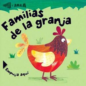 FAMILIAS DE LA GRANJA -EMPUJA Y JALA-    (EMPASTADO)