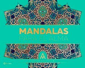 ESTUCHE MANDALAS PARA EL ALMA        (CON LAPICES DE COLORES)