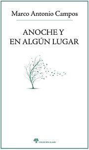 ANOCHE Y EN ALGUN LUGAR                   (COLECCION ALAMO)