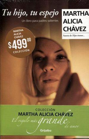 PAQUETE MARTHA ALICIA CHAVEZ (C/4 LIBROS)