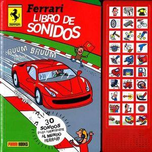 FERRARI -LIBRO DE SONIDOS-                (C/SONIDOS)