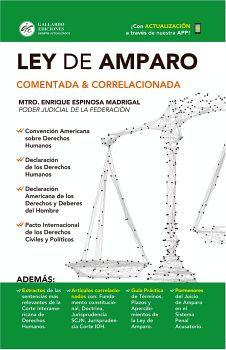 LEY DE AMPARO 2020 (COMENTADA & CORRELACIONADA)