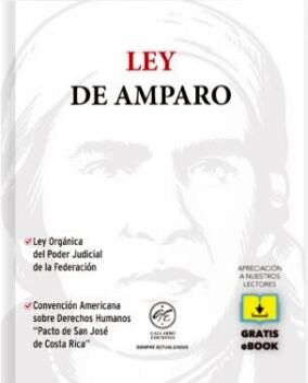 LEY DE AMPARO 2020 (BOLSILLO + EBOOK)