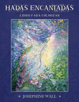 HADAS ENCANTADAS -LIBRO PARA COLOREAR-    (COL. MANDALAS)