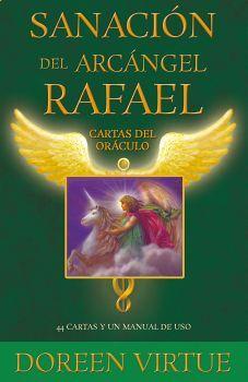 SANACION DEL ARCANGEL RAFAEL -CARTAS DEL ORACULO- (C/44 CARTAS)