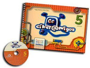 CIBERAMIGOS 5 AÑOS C/CD