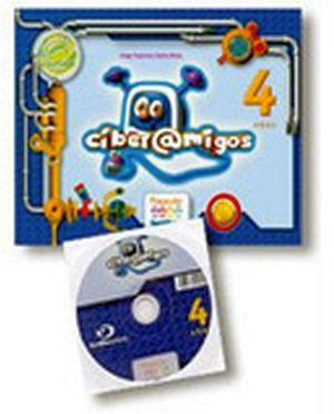 CIBERAMIGOS 4 AÑOS C/CD