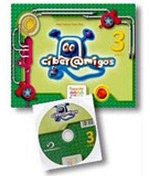 CIBERAMIGOS 3 AÑOS C/CD