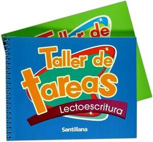 KIT TALLER DE TAREAS 5 AÑOS -LECTOESCRITURA/MATEMATICAS-