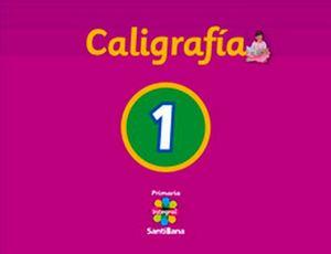 CALIGRAFIA 1RO. PRIM. (KIT B C/PLANTILLAS) -SERIE INTEGRAL-