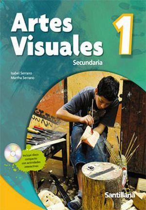 ARTES VISUALES 1 SEC. -S.INTEGRAL- (PACK+CD)