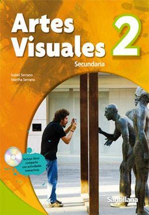 ARTES VISUALES 2 SEC. -S.INTEGRAL- (PACK+CD)