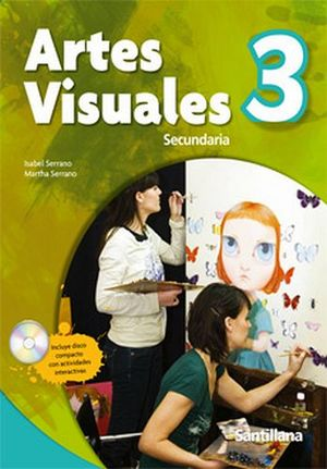 ARTES VISUALES 3 SEC. -S.INTEGRAL- (PACK+CD)