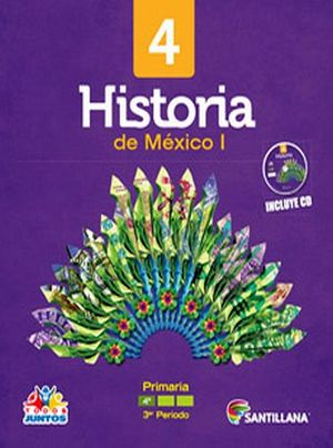 HISTORIA 4TO. PRIM. -S.TODOS JUNTOS- KIT (C/CD)