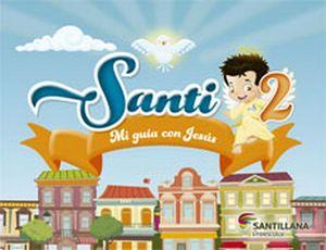 SANTI 2 PREESC. -MI GUIA CON JESUS- (C/LIBRO DE ORACIONES)