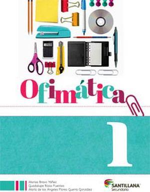 OFIMATICA 1 SEC. (PACK C/CD)