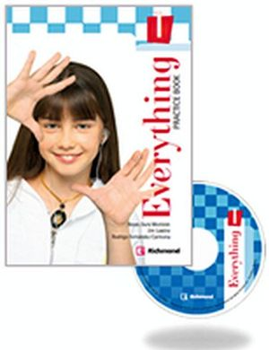 EVERYTHING 1 PRACTICE BOOK W/CD