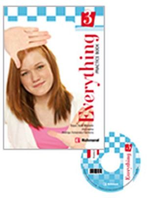 EVERYTHING 3 PRACTICE BOOK W/CD