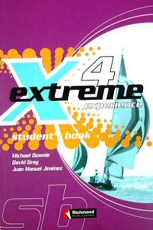 EXTREME 4TO. STUDENT'S BOOK + DVD