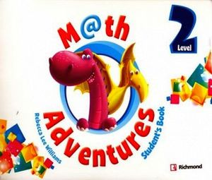 MATH ADVENTURES 2 PACK (SB+RESOURCE+SRCD)