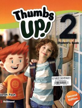 THUMBS UP! 2 2ED PACK (SB+CD+TESTS+RB+SPIRAL) ED 2018