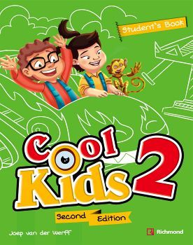 COOL KIDS 2 2ED PACK 2018 (SB+CD+REA+SPIRAL)