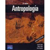 ANTROPOLOGIA 10ED. C/CD