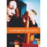 INVESTIGACION EDUCATIVA 5ED.
