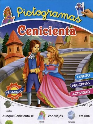 PICTOGRAMAS -CENICIENTA-                          (8429829600857)