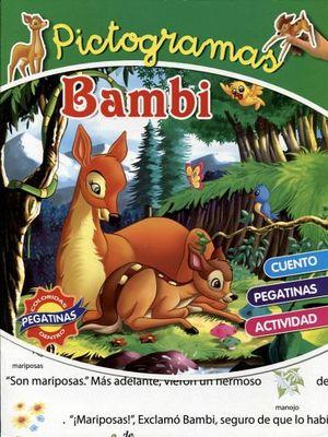 PICTOGRAMAS -BAMBI-                               (8429829600864)